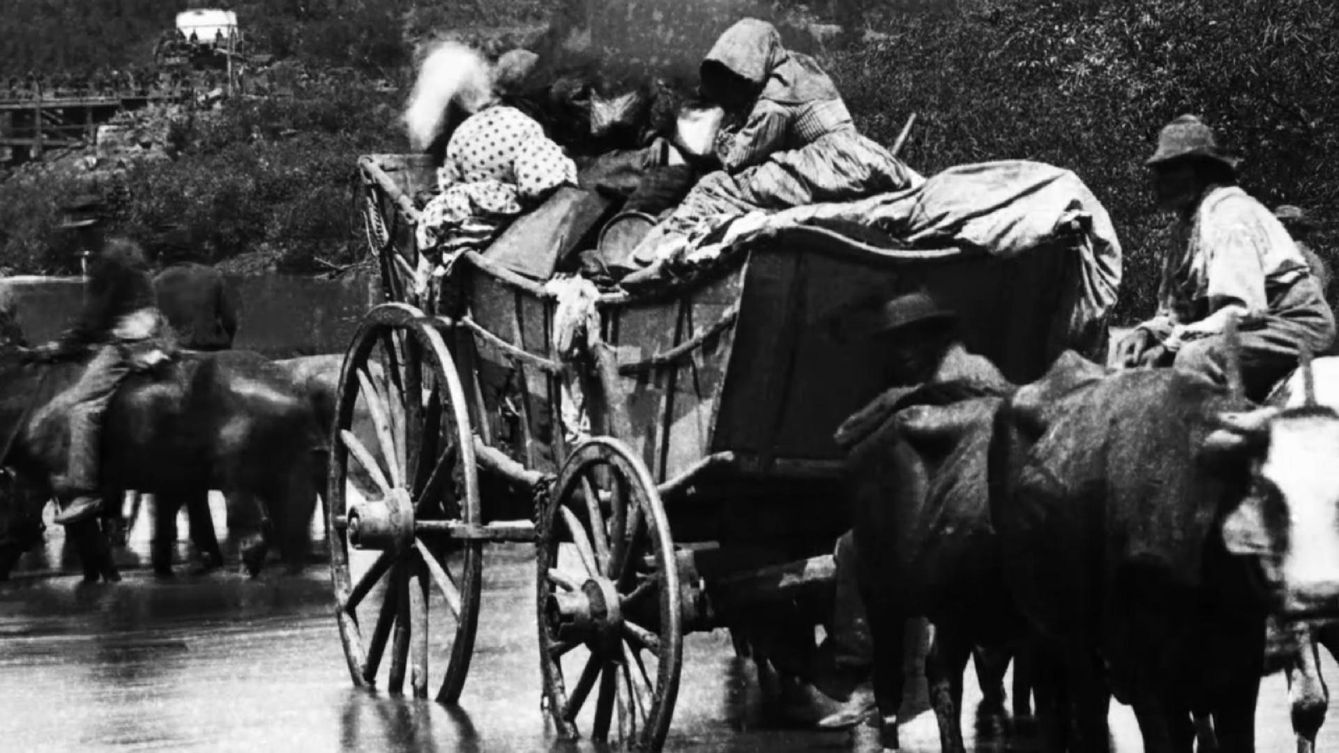 Watch Full Episodes Online Of Underground Railroad The
