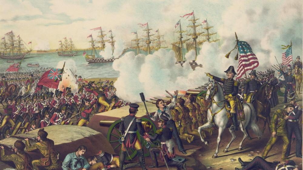 medium resolution of The War of 1812   The War of 1812 Full Program   PBS