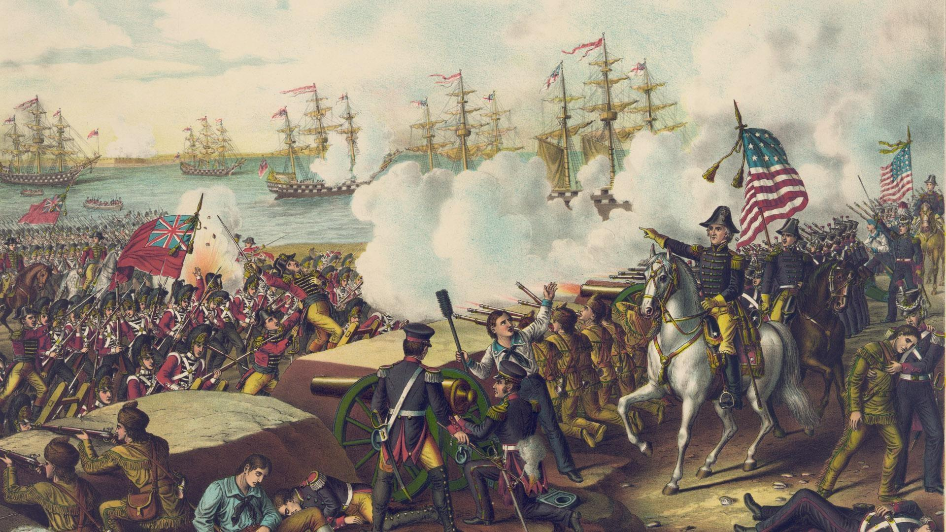 hight resolution of The War of 1812   The War of 1812 Full Program   PBS