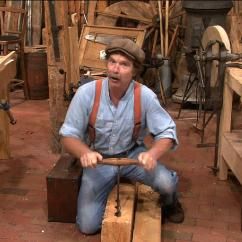Folding Chair Gif Guy Wheelchair Ergonomics 2008 2009 Episodes Watch Videos Online The Woodwright