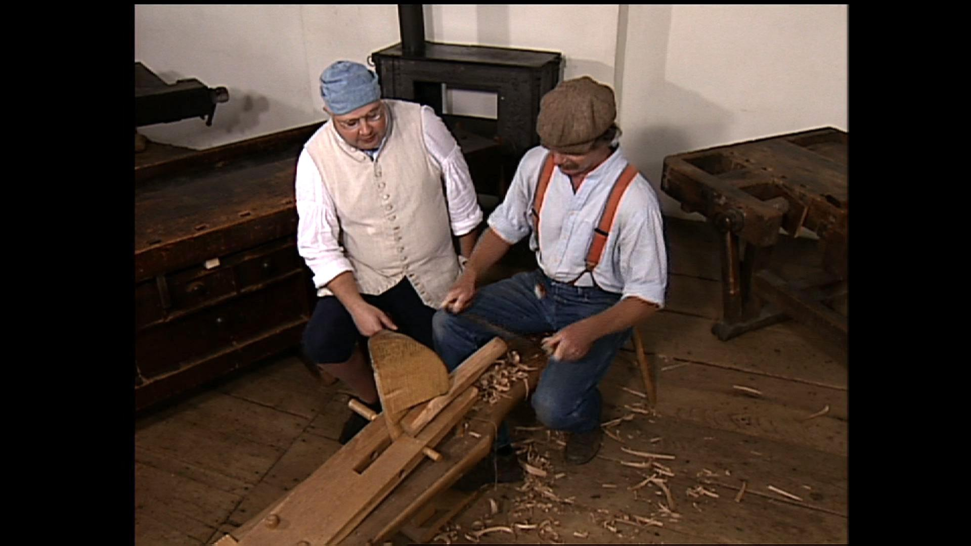 20072008 Episodes  Watch Online  The Woodwrights Shop
