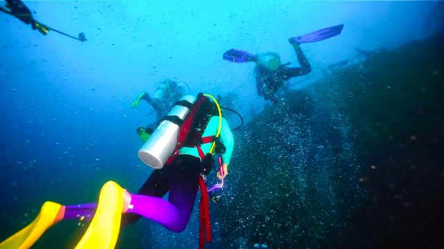 解锁海上新技能,划着桨板去旅行