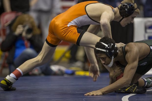 2015 PIAA wrestling Class AAA predictions PennLive vs PA Power Wrestling  PennLivecom