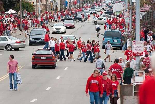 Wisconsin Dominates List Of Heavy Drinking Towns Madison