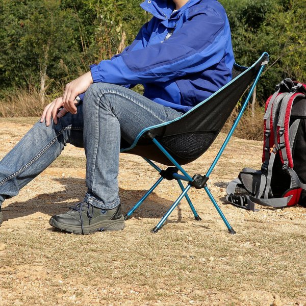 Outad Ultralight Heavy Duty Folding Chair Outdoor Activities Camping Dp