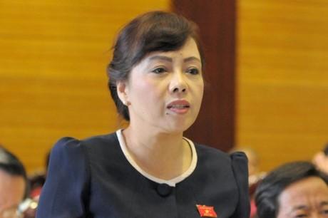 Bộ trưởng Tiến giải thích việc em chồng ở VN Pharma