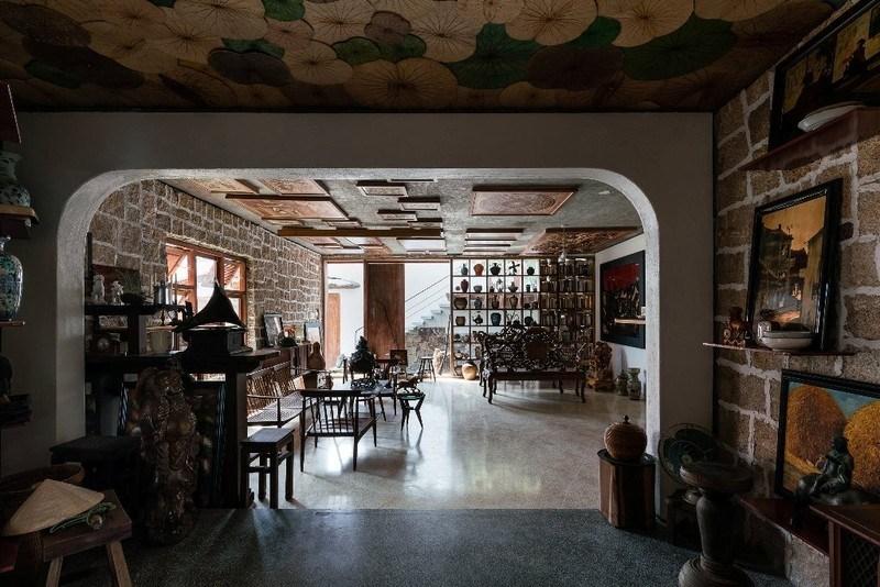 Lạc vào ốc đảo xanh trong ngôi nhà ở Nha Trang - ảnh 23