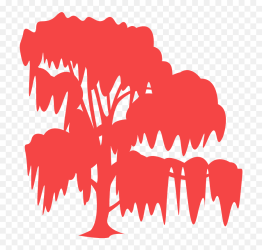 Weeping Willow Silhouette Restaurant Ito png free transparent png images pngaaa com