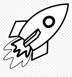Clipart Of Launch Hip And Rocket - Rocket Launch Clip Art Colouring  Worksheet For Ukg png - free transparent png images - pngaaa.com [ 935 x 900 Pixel ]