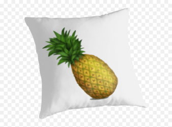 Pineapple Outline Png Pineapple Throw Pillows By Pineapple And Watermelon Emoji free transparent png images pngaaa com