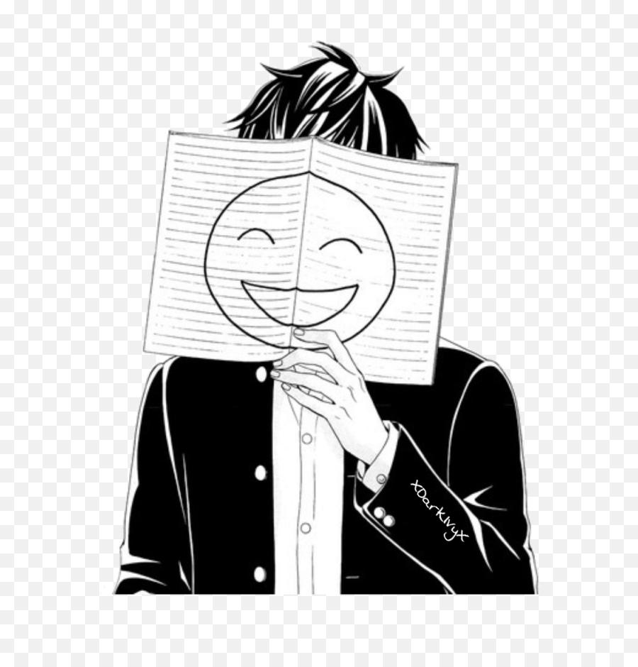 Gambar pp wa kartun 20 gambar. Drawing Anime Anime Sad Boy Hd Png Anime Smile Png Free Transparent Png Images Pngaaa Com