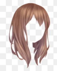 Anime Girl Hair Transparent : anime, transparent, Transparent, Anime, Images,, Pngaaa.com
