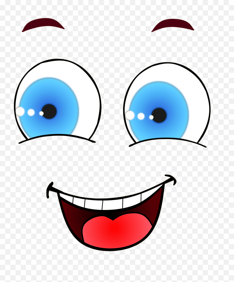 Smiling Mouth Png : smiling, mouth, Smiley, Laugh, Image, Pixabay, Smiling, Mouth, Transparent, Images, Pngaaa.com