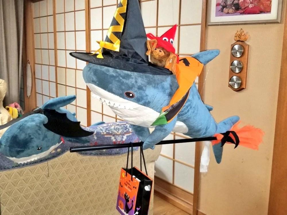 IKEA鯊魚公仔BLAHAJ推55cm迷你版。超人氣Baby Shark更可愛! | GirlStyle 女生日常
