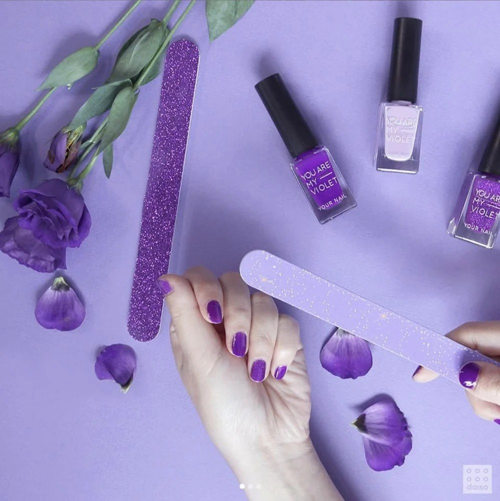 韓國Daiso推出Pantone 27款年度紫色產品!樣樣都抵又實用 紫色控小心燒到銀包啊!   HolidaySmart 假期日常