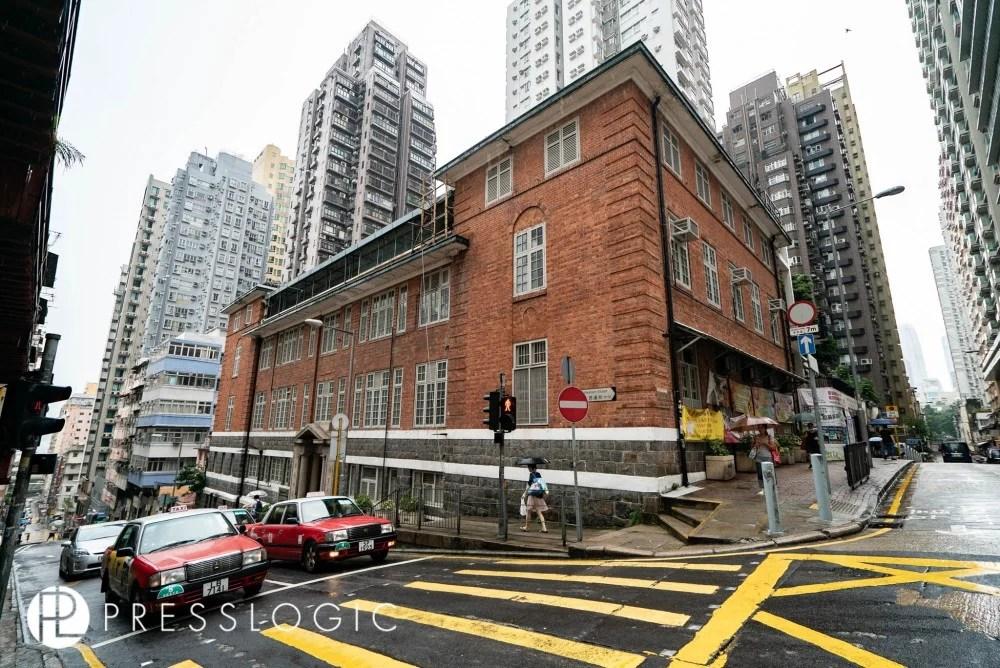 西營盤都有紅磚打卡!英式建築社區中心,復古旋轉木樓梯 | HolidaySmart 假期日常