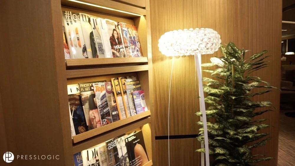 搭HK Express都可以享用Lounge?!小編直擊貴賓室「紫荊堂」~內附進入方法! | HolidaySmart 假期日常