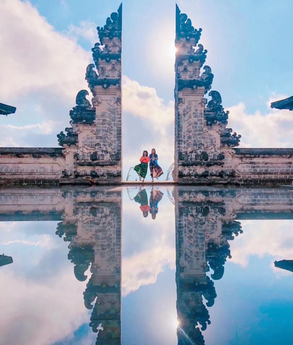最接近天空的地方~峇里天空之門 隨便擺pose就可以拍出絕靚美照! | HolidaySmart 假期日常
