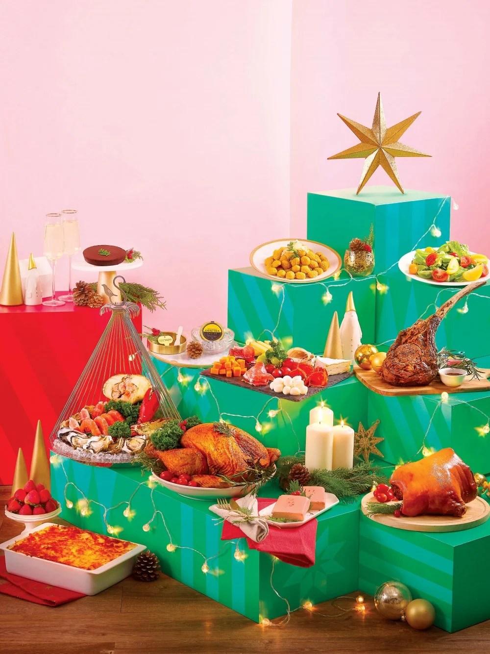 【聖誕到會2019】5大聖誕到會懶人包!精選素食/西班牙/泰國美食到會推介! | HolidaySmart 假期日常