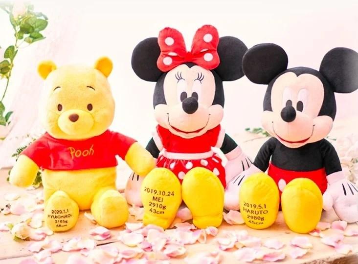 【生日禮物2020】日本迪士尼推出生日公仔 自訂出生日期,姓名等 | HolidaySmart 假期日常
