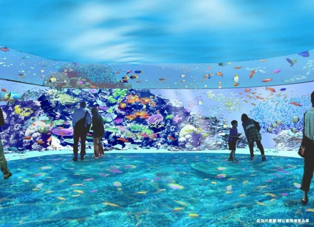 臺灣最大水族館!桃園Xpark水族館5大亮點整理 佔地16萬平方尺仲可以喺水族館過夜? | HolidaySmart 假期日常