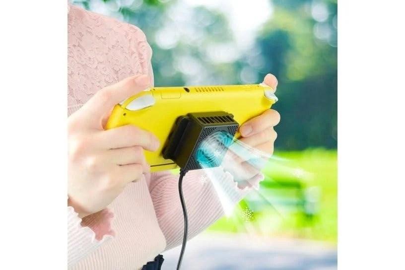 日本推Switch流動散熱器!溫度最多可調降至13度! | HolidaySmart 假期日常