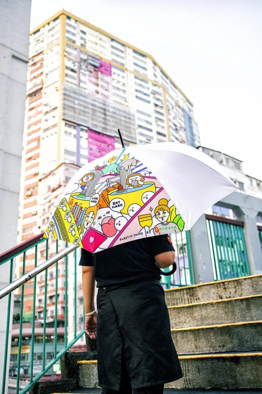 譚仔聯乘本地插畫師推出18款限定「譚仔遮遮」! 為協康會籌款支援特殊兒童 | HolidaySmart 假期日常