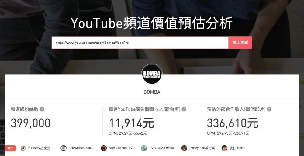 【香港Youtuber收入】Top 20排行榜公開!一個月賺近$20萬!   HolidaySmart 假期日常