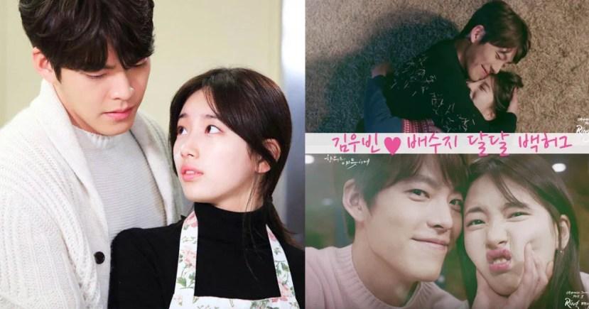 金宇彬SUZY甜蜜BACK HUG...《任意依戀》OST MV同時公開! | Kdaily 韓粉日常