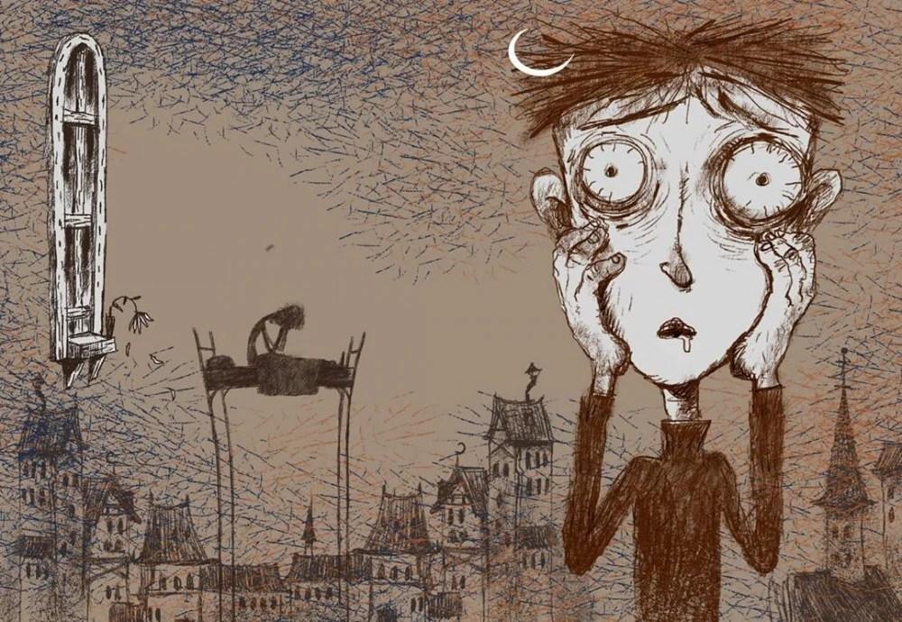 《雖然是精神病》童書插畫家是他!Jamsan暗黑又繽紛的童話世界... | Kdaily 韓粉日常