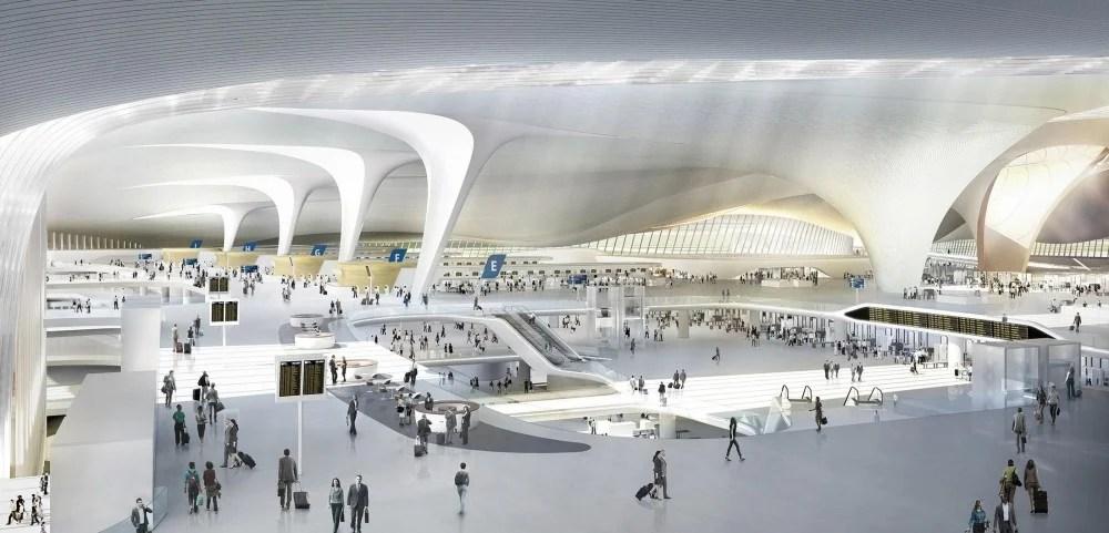 【香港特色】國際建築師的設計!香港一條機場跑道足以興建一個北京國際機場? | MENELECT