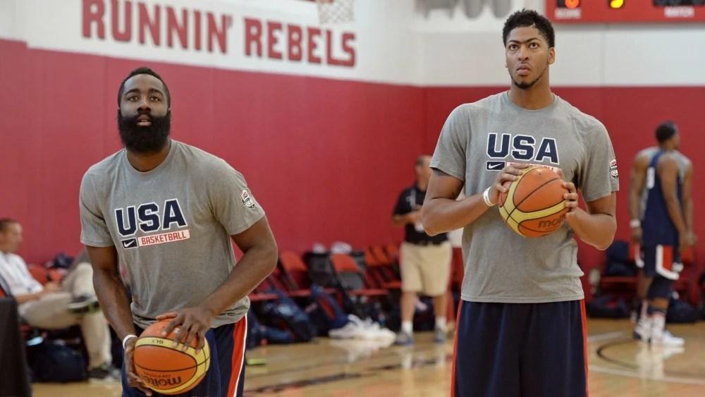 【馬失前蹄】因政治理由拒絕出戰中國FIBA世界盃?多名NBA球星先後退出美國籃球夢之隊! | MENELECT