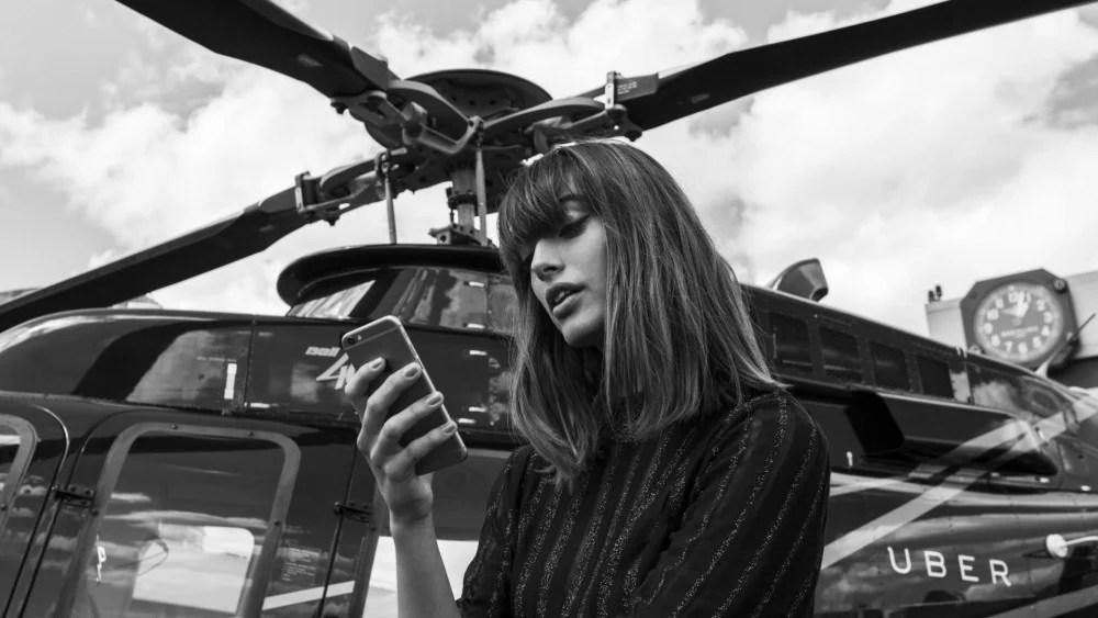 【Uber Copter】美國記者實測Uber直升機服務!結果比公共交通更慢到達機場? | MENELECT