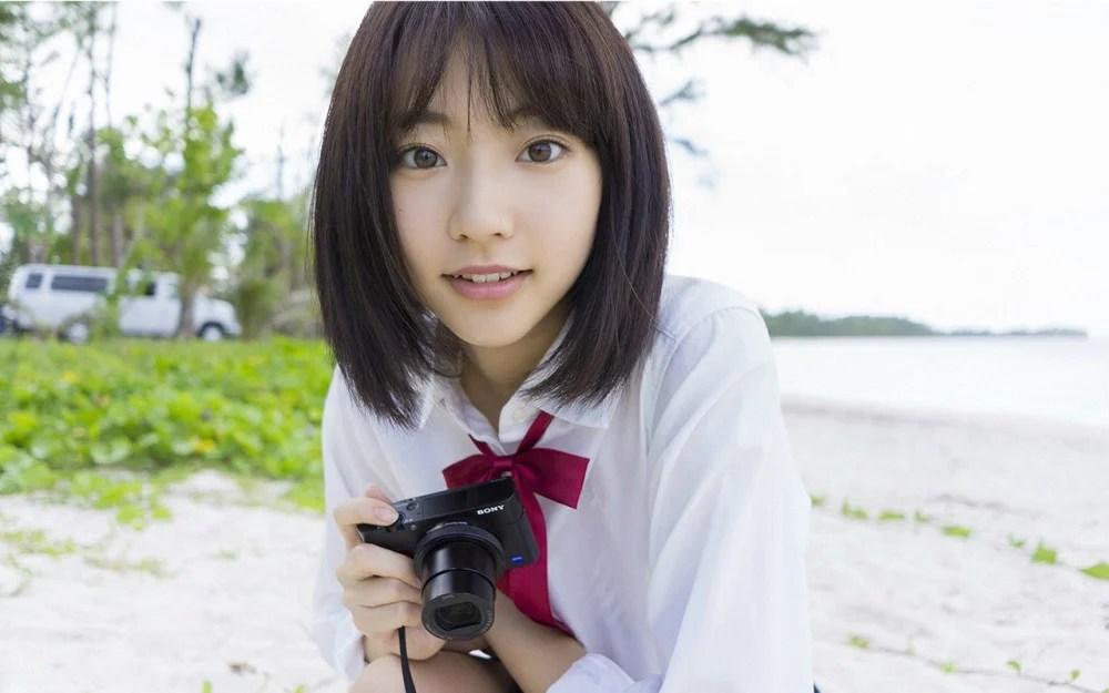 【美味的供餐】日水著女優武田玲奈最後一脫!以清純性感寫下自己的演員生涯!   MENELECT