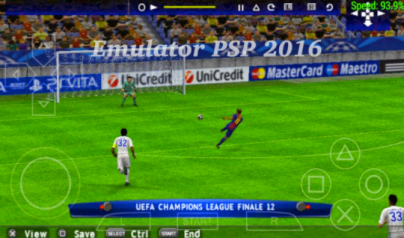 Emulator Pro PSP for Android 2016