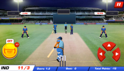 Power Cricket T20 Cup 2017