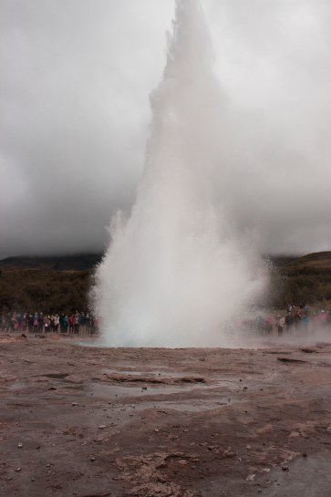 Strokkur, Golden Circle turu