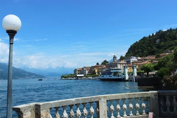 Bellaggio, Como gölü
