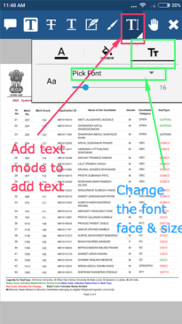 Xodo PDF Editor for Android