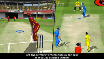 World Cricket Championship 2 Game Android