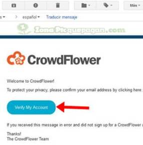 Verificar crowdflower
