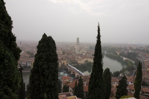 Castel San Pietro manzarası
