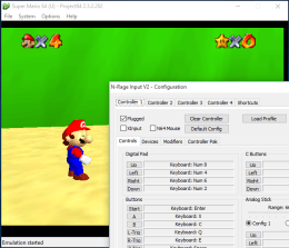 Project 64 N64 Emulator for PC