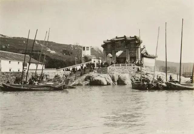 1930年的普陀山,看看那時的觀音聖境!   PTT新聞