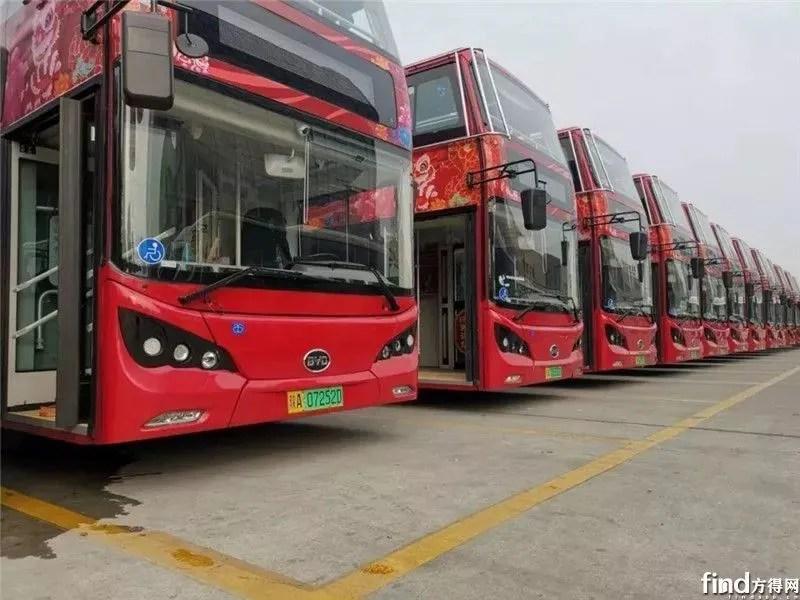 全球最大純電動雙層巴士車隊投放!比亞迪憑什麼征服西安? | PTT新聞