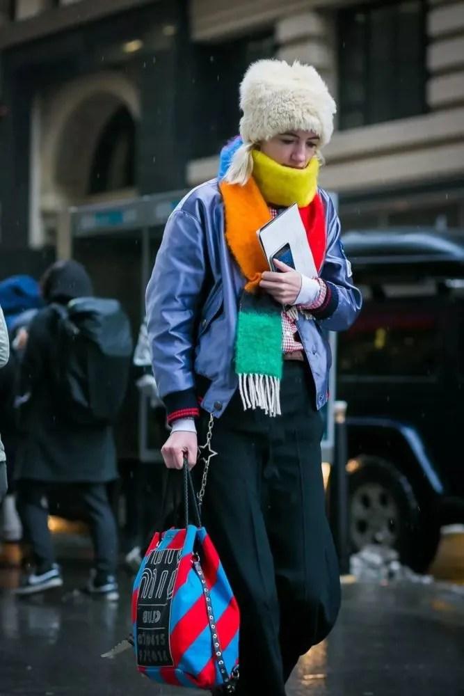 冬天的帽子搭配法。你真的會了麼?   PTT新聞