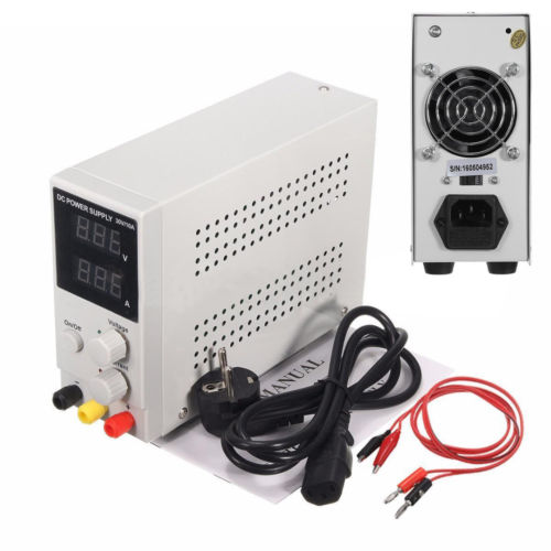 Adjustable 13 22v Regulated Power Supply