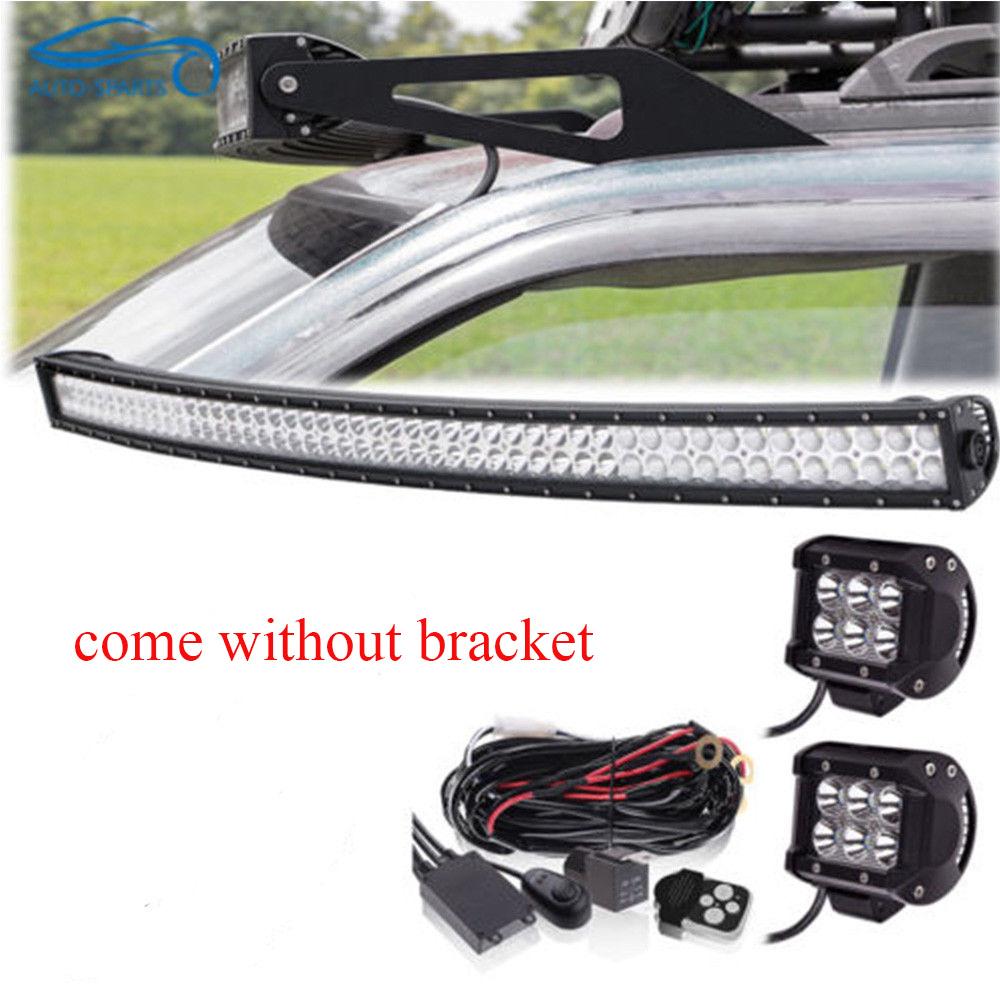 hight resolution of 50 curved led light bar wiring harness kit upper lights jeep grand cherokee zj