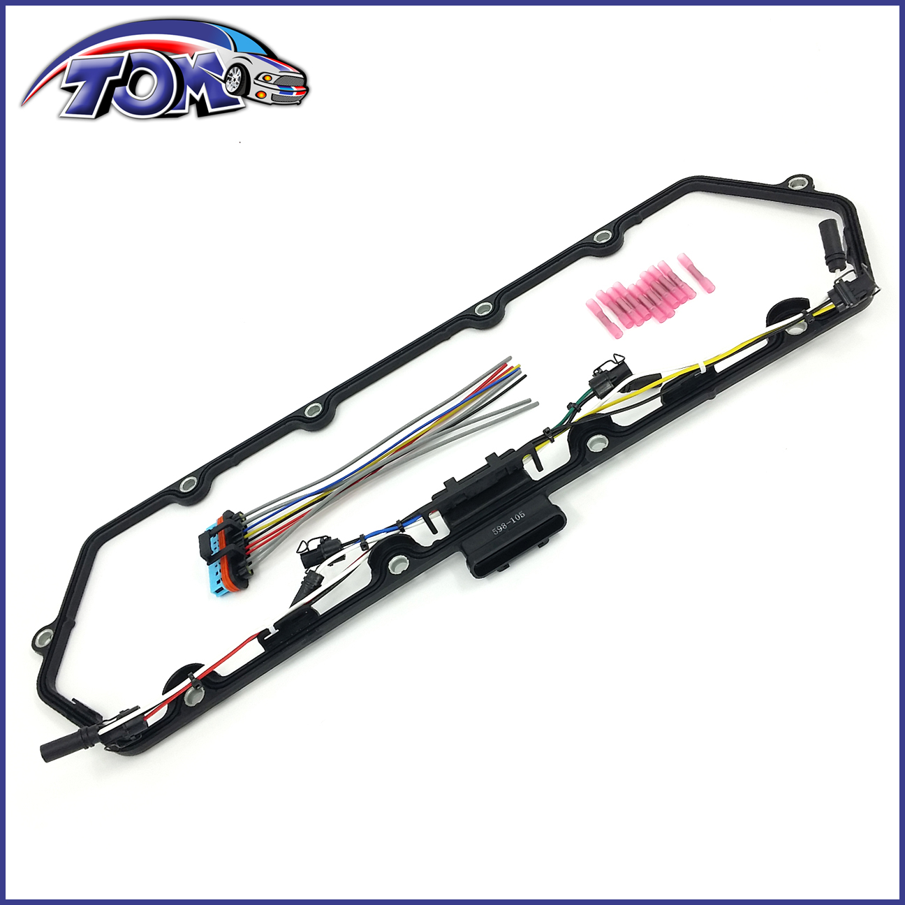 New Cover Gaskets Harness Amp Pigtail Kit For98 03