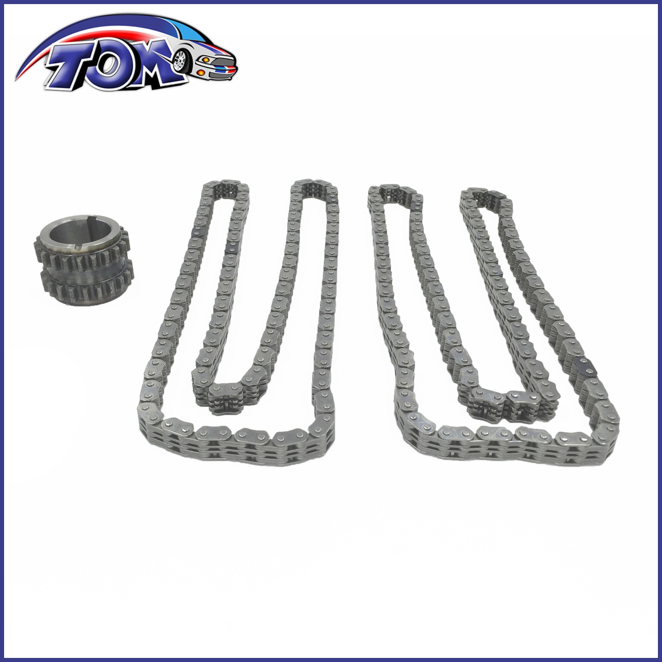 Timing Chain Kit For 01 09 Mercury Ford Lincoln Mazda 2 5l